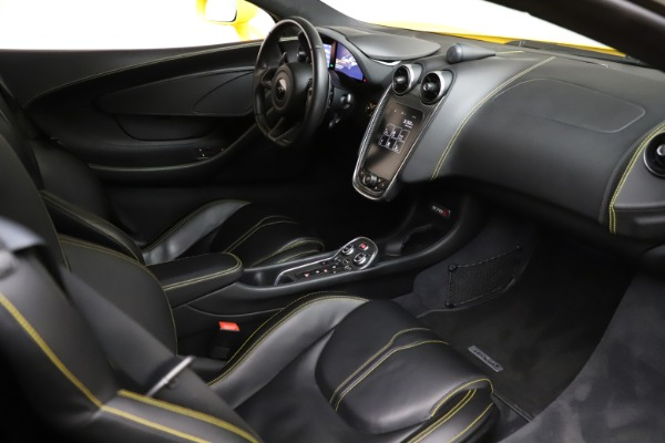 Used 2016 McLaren 570S Coupe for sale Call for price at Alfa Romeo of Greenwich in Greenwich CT 06830 18