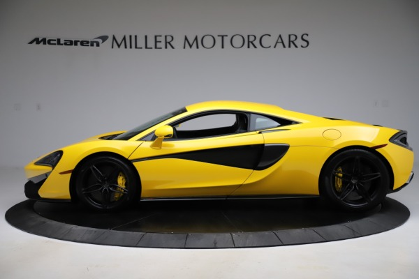 Used 2016 McLaren 570S Coupe for sale Call for price at Alfa Romeo of Greenwich in Greenwich CT 06830 2