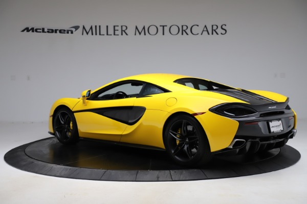 Used 2016 McLaren 570S Coupe for sale Call for price at Alfa Romeo of Greenwich in Greenwich CT 06830 3