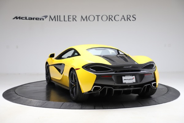 Used 2016 McLaren 570S Coupe for sale Call for price at Alfa Romeo of Greenwich in Greenwich CT 06830 4