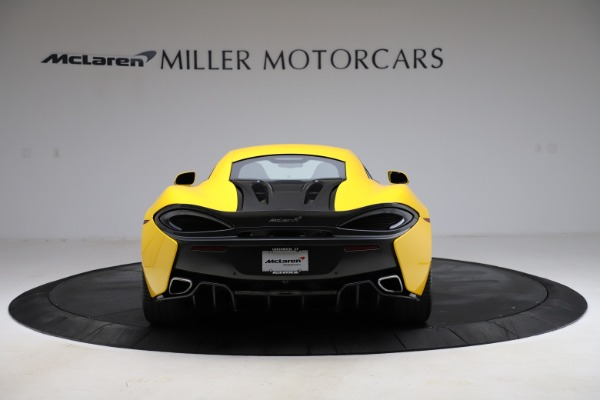 Used 2016 McLaren 570S Coupe for sale Call for price at Alfa Romeo of Greenwich in Greenwich CT 06830 5