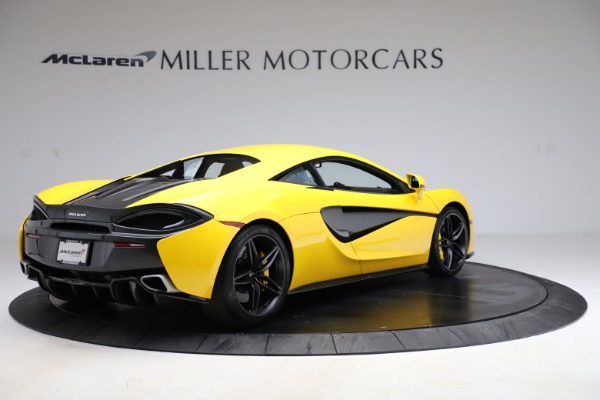 Used 2016 McLaren 570S Coupe for sale Call for price at Alfa Romeo of Greenwich in Greenwich CT 06830 6