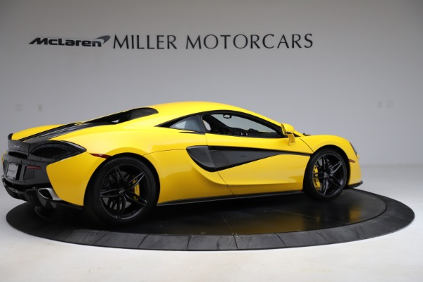 Used 2016 McLaren 570S Coupe for sale Call for price at Alfa Romeo of Greenwich in Greenwich CT 06830 7