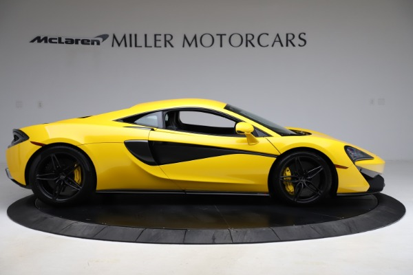 Used 2016 McLaren 570S Coupe for sale Call for price at Alfa Romeo of Greenwich in Greenwich CT 06830 8