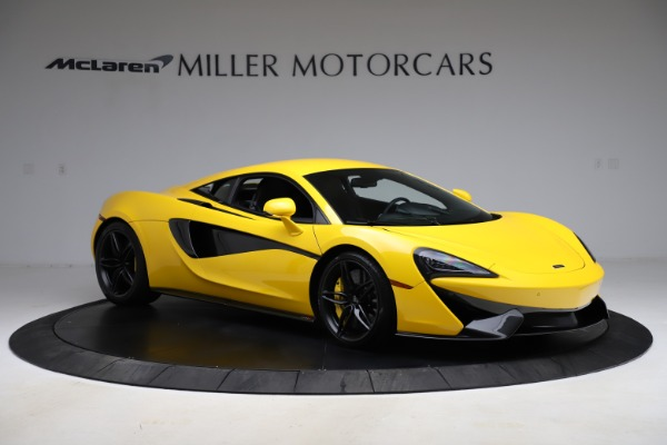 Used 2016 McLaren 570S Coupe for sale Call for price at Alfa Romeo of Greenwich in Greenwich CT 06830 9