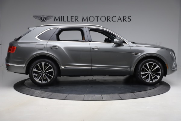 Used 2018 Bentley Bentayga W12 for sale $156,900 at Alfa Romeo of Greenwich in Greenwich CT 06830 10