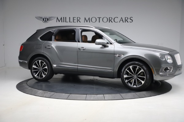 Used 2018 Bentley Bentayga W12 for sale $156,900 at Alfa Romeo of Greenwich in Greenwich CT 06830 11