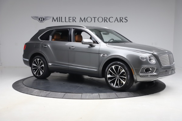 Used 2018 Bentley Bentayga W12 for sale $156,900 at Alfa Romeo of Greenwich in Greenwich CT 06830 12
