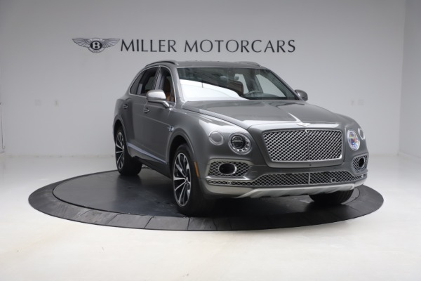 Used 2018 Bentley Bentayga W12 for sale $156,900 at Alfa Romeo of Greenwich in Greenwich CT 06830 13