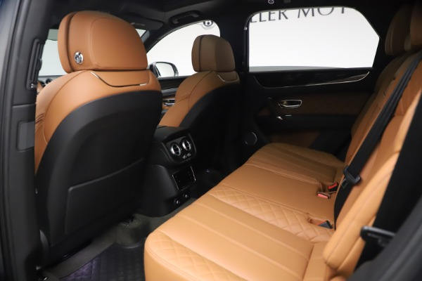 Used 2018 Bentley Bentayga W12 for sale $156,900 at Alfa Romeo of Greenwich in Greenwich CT 06830 23