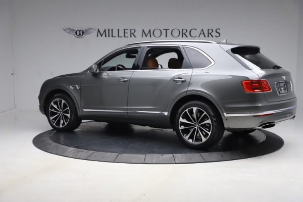 Used 2018 Bentley Bentayga W12 for sale $156,900 at Alfa Romeo of Greenwich in Greenwich CT 06830 4