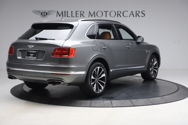 Used 2018 Bentley Bentayga W12 for sale $156,900 at Alfa Romeo of Greenwich in Greenwich CT 06830 8