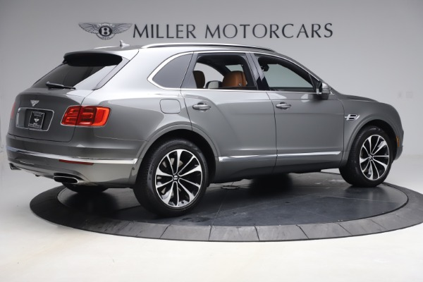 Used 2018 Bentley Bentayga W12 for sale $156,900 at Alfa Romeo of Greenwich in Greenwich CT 06830 9