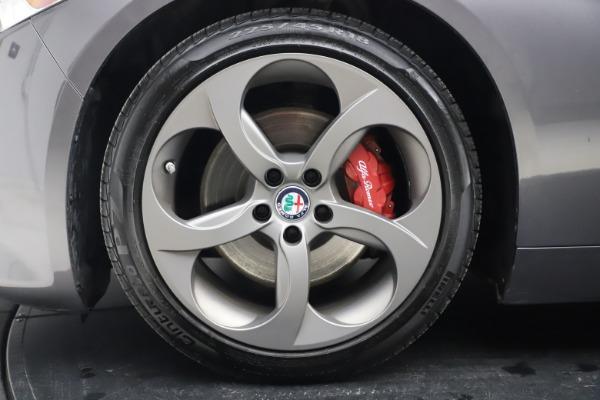 Used 2017 Alfa Romeo Giulia Ti Sport for sale $26,900 at Alfa Romeo of Greenwich in Greenwich CT 06830 15