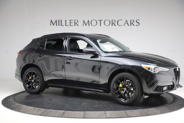 New 2020 Alfa Romeo Stelvio Ti Sport Q4 for sale Sold at Alfa Romeo of Greenwich in Greenwich CT 06830 10