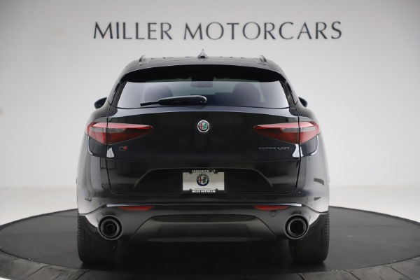 New 2020 Alfa Romeo Stelvio Ti Sport Q4 for sale Sold at Alfa Romeo of Greenwich in Greenwich CT 06830 6