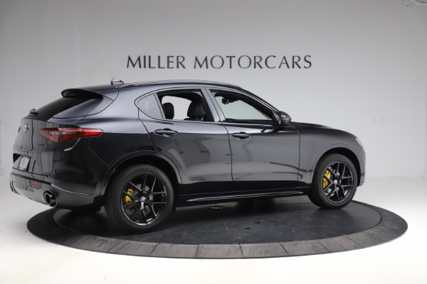 New 2020 Alfa Romeo Stelvio Ti Sport Q4 for sale Sold at Alfa Romeo of Greenwich in Greenwich CT 06830 8