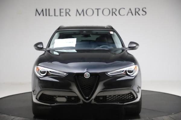 New 2020 Alfa Romeo Stelvio Ti Sport Q4 for sale $51,795 at Alfa Romeo of Greenwich in Greenwich CT 06830 12