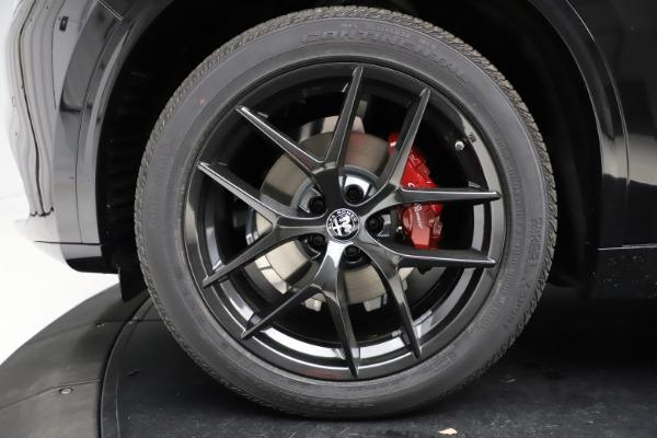 New 2020 Alfa Romeo Stelvio Ti Sport Q4 for sale $51,795 at Alfa Romeo of Greenwich in Greenwich CT 06830 13