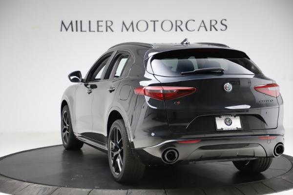 New 2020 Alfa Romeo Stelvio Ti Sport Q4 for sale $51,795 at Alfa Romeo of Greenwich in Greenwich CT 06830 5