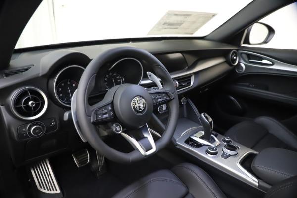 New 2020 Alfa Romeo Stelvio Ti Sport Q4 for sale $49,945 at Alfa Romeo of Greenwich in Greenwich CT 06830 16