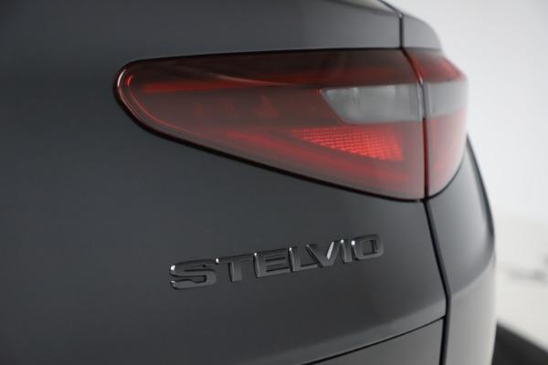 New 2020 Alfa Romeo Stelvio Ti Sport Q4 for sale $49,945 at Alfa Romeo of Greenwich in Greenwich CT 06830 22