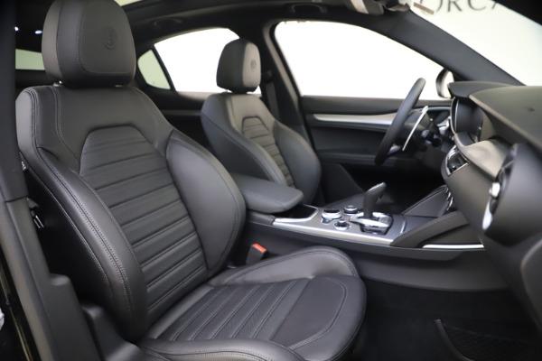 New 2020 Alfa Romeo Stelvio Ti Sport Q4 for sale $49,945 at Alfa Romeo of Greenwich in Greenwich CT 06830 25