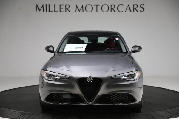 New 2021 Alfa Romeo Giulia Q4 for sale $48,035 at Alfa Romeo of Greenwich in Greenwich CT 06830 12