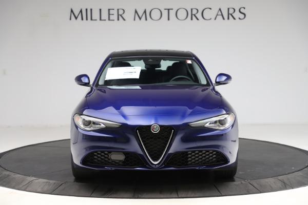 New 2021 Alfa Romeo Giulia Q4 for sale $46,800 at Alfa Romeo of Greenwich in Greenwich CT 06830 12