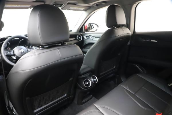 New 2021 Alfa Romeo Stelvio Q4 for sale $47,735 at Alfa Romeo of Greenwich in Greenwich CT 06830 20