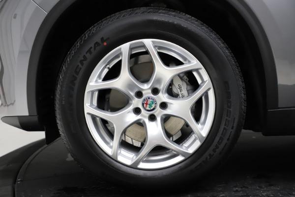 New 2021 Alfa Romeo Stelvio Q4 for sale $48,835 at Alfa Romeo of Greenwich in Greenwich CT 06830 14
