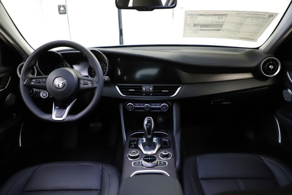 New 2021 Alfa Romeo Giulia Ti Q4 for sale Sold at Alfa Romeo of Greenwich in Greenwich CT 06830 12