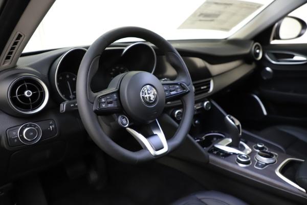 New 2021 Alfa Romeo Giulia Ti Q4 for sale Sold at Alfa Romeo of Greenwich in Greenwich CT 06830 9