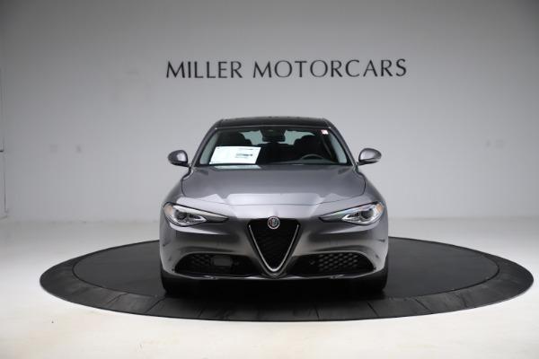 New 2021 Alfa Romeo Giulia Ti Q4 for sale Sold at Alfa Romeo of Greenwich in Greenwich CT 06830 11