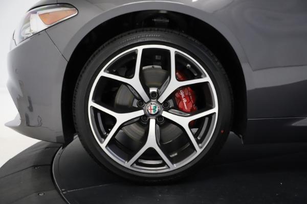 New 2021 Alfa Romeo Giulia Ti Q4 for sale Sold at Alfa Romeo of Greenwich in Greenwich CT 06830 26