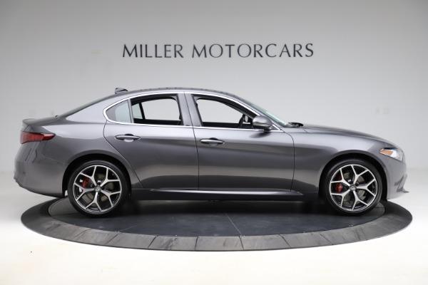 New 2021 Alfa Romeo Giulia Ti Q4 for sale Sold at Alfa Romeo of Greenwich in Greenwich CT 06830 8