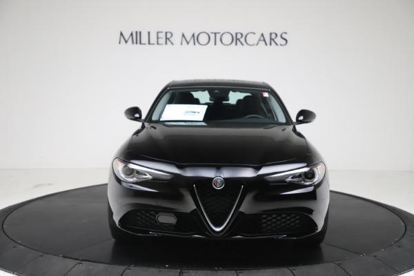 New 2021 Alfa Romeo Giulia Q4 for sale Call for price at Alfa Romeo of Greenwich in Greenwich CT 06830 11