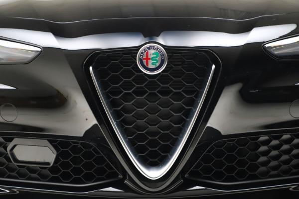 New 2021 Alfa Romeo Giulia Q4 for sale Call for price at Alfa Romeo of Greenwich in Greenwich CT 06830 26