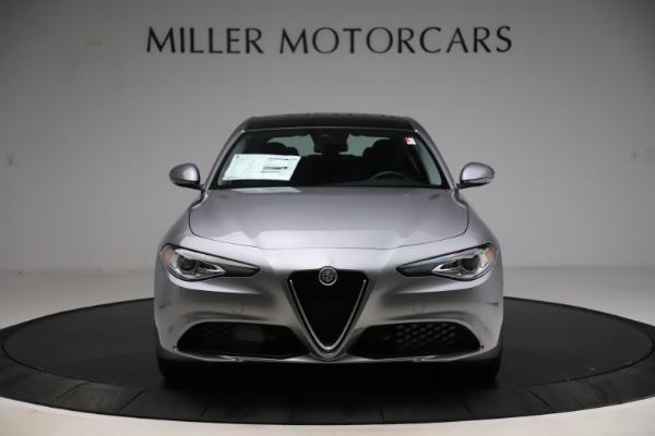 New 2021 Alfa Romeo Giulia Q4 for sale Sold at Alfa Romeo of Greenwich in Greenwich CT 06830 11
