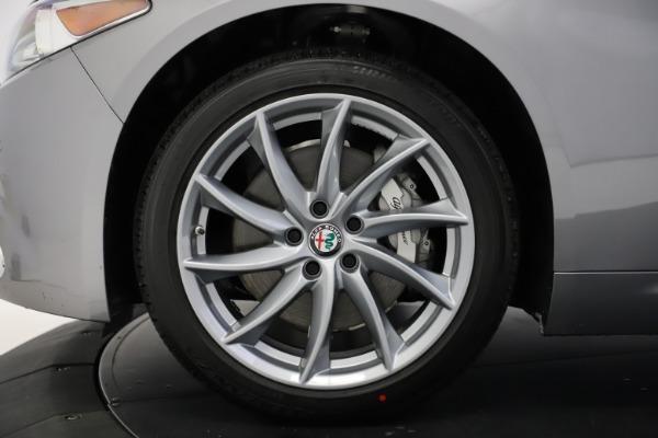 New 2021 Alfa Romeo Giulia Q4 for sale Sold at Alfa Romeo of Greenwich in Greenwich CT 06830 27