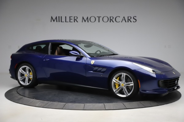 Used 2019 Ferrari GTC4Lusso for sale Sold at Alfa Romeo of Greenwich in Greenwich CT 06830 10