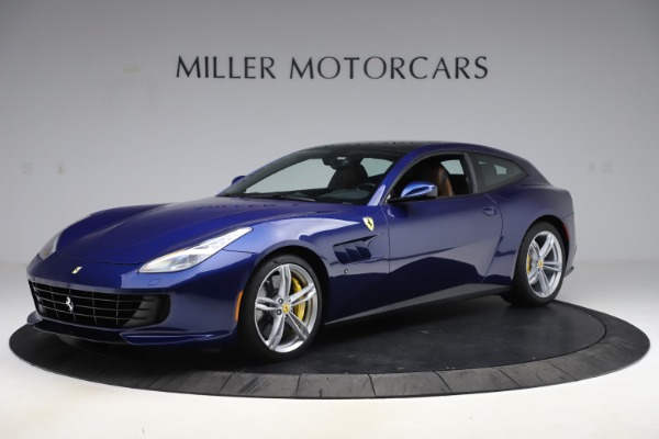 Used 2019 Ferrari GTC4Lusso for sale Sold at Alfa Romeo of Greenwich in Greenwich CT 06830 2