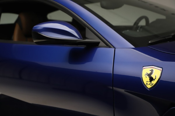Used 2019 Ferrari GTC4Lusso for sale Sold at Alfa Romeo of Greenwich in Greenwich CT 06830 26