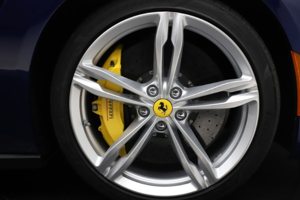 Used 2019 Ferrari GTC4Lusso for sale Sold at Alfa Romeo of Greenwich in Greenwich CT 06830 28