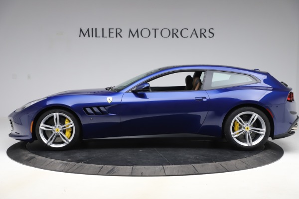 Used 2019 Ferrari GTC4Lusso for sale Sold at Alfa Romeo of Greenwich in Greenwich CT 06830 3