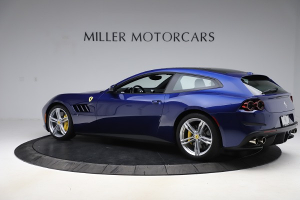 Used 2019 Ferrari GTC4Lusso for sale Sold at Alfa Romeo of Greenwich in Greenwich CT 06830 4