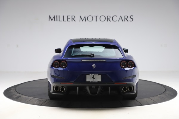 Used 2019 Ferrari GTC4Lusso for sale Sold at Alfa Romeo of Greenwich in Greenwich CT 06830 6