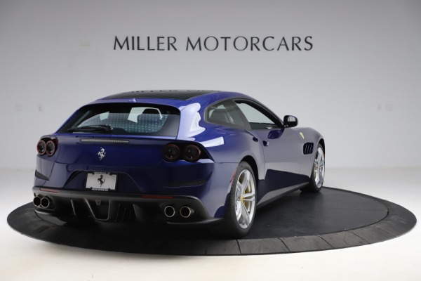 Used 2019 Ferrari GTC4Lusso for sale Sold at Alfa Romeo of Greenwich in Greenwich CT 06830 7