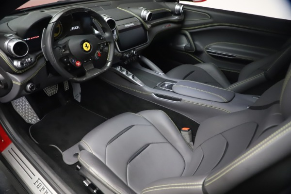Used 2019 Ferrari GTC4Lusso for sale Call for price at Alfa Romeo of Greenwich in Greenwich CT 06830 13