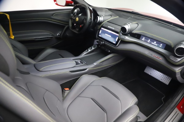 Used 2019 Ferrari GTC4Lusso for sale Call for price at Alfa Romeo of Greenwich in Greenwich CT 06830 17